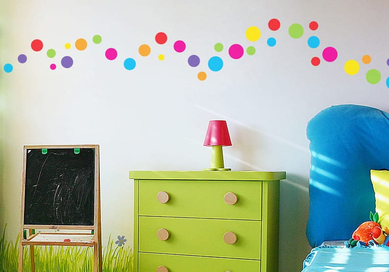 kinderzimmer streichen ideen - fresHouse
