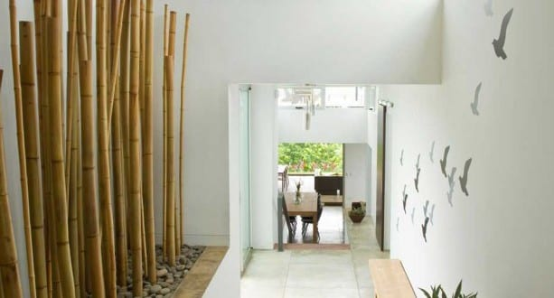 Wohnzimmer Gestalten U2013 Bambus Deko Wohnzimmer
