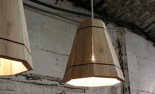 Lampen selber basteln- coole Pendelleuchten aus Paletten