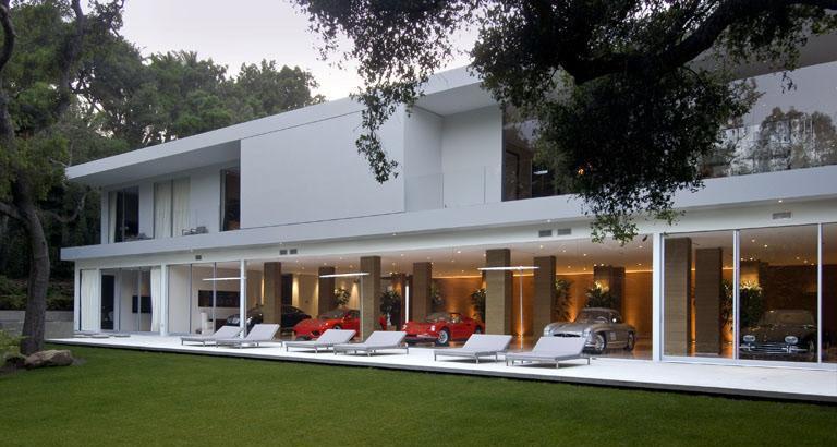 Luxus Haus Mit Garage Freshouse