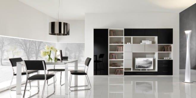 Luxus Wohnzimmer – 33 Wohn-Esszimmer Ideen
