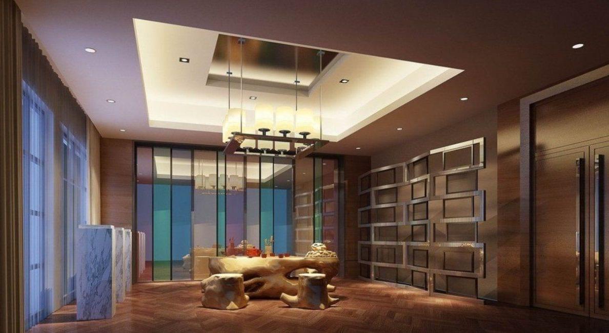 luxus wohnzimmer in braun - fresHouse