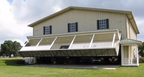 moderne garage-garagentor veranda - fresHouse
