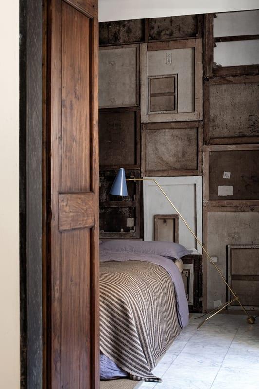 mustertapete verso bilderrahmen dekorieren freshouse. Black Bedroom Furniture Sets. Home Design Ideas