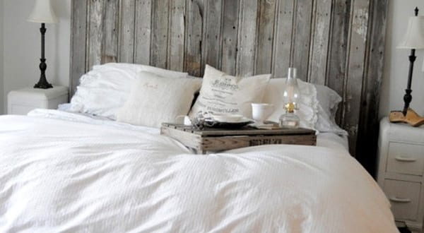 rustic-master-bedroom-decorating-ideas-white-soft-sheet ...
