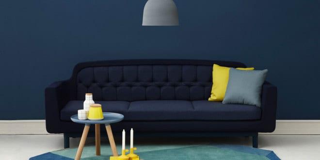 Awesome wohnzimmerwand blau pictures for Ideen wohnzimmerwand