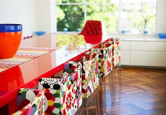 sch ner wohnen farbrausch esszimmer gestalten freshouse. Black Bedroom Furniture Sets. Home Design Ideas