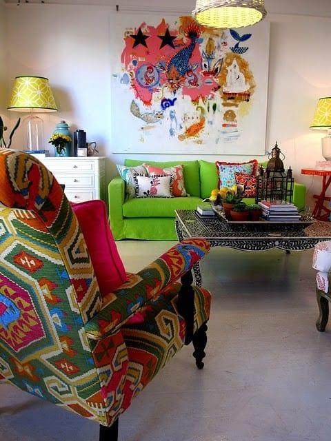 sch ner wohnen farbrausch wohnzimmer farbgestaltung freshouse. Black Bedroom Furniture Sets. Home Design Ideas