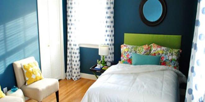 schlafzimmer wandfarbe-moderne wandfarbe