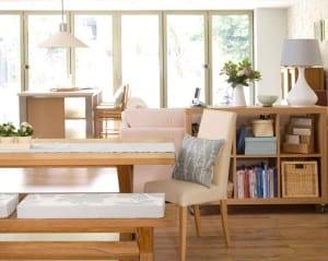 sideboard dekorieren-wohnzimmer sideboard