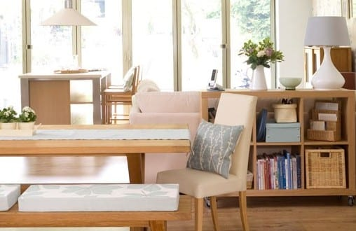 Sideboard dekorieren wohnzimmer sideboard freshouse - Sideboard dekorieren ...