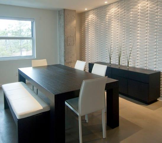 Sideboard schwarz dekorieren freshouse - Sideboard deko ...