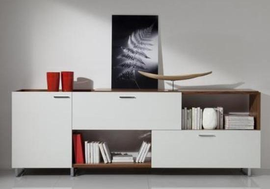 Sideboard wei dekorieren freshouse - Dekoideen sideboard ...