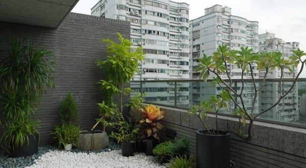 Außergewöhnlich steingarten-balkon gestaltungsidee - fresHouse #IW_05