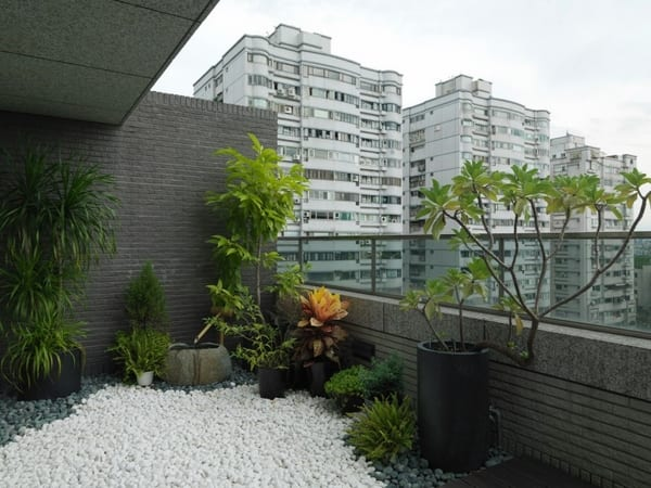 Geliebte steingarten-balkon gestaltungsidee - fresHouse #QZ_68