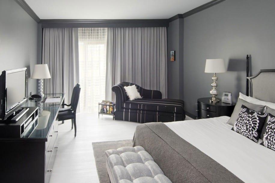 stunning-master-bedroom-gray-color-ideas-on-bedroom-decorating-ideas ...