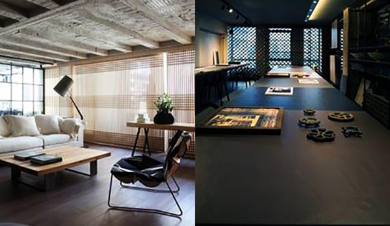 stylisches wohnzimmer loft wohnung inspirationen freshouse. Black Bedroom Furniture Sets. Home Design Ideas