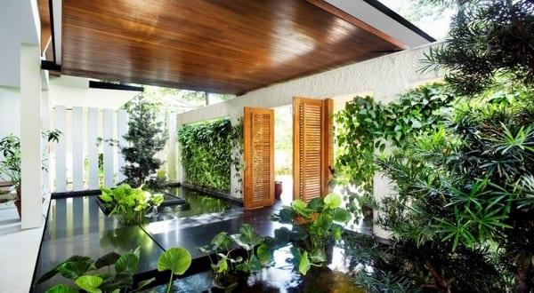 Traumgarten – wie sieht ein Traumgarten mit Wasser aus?