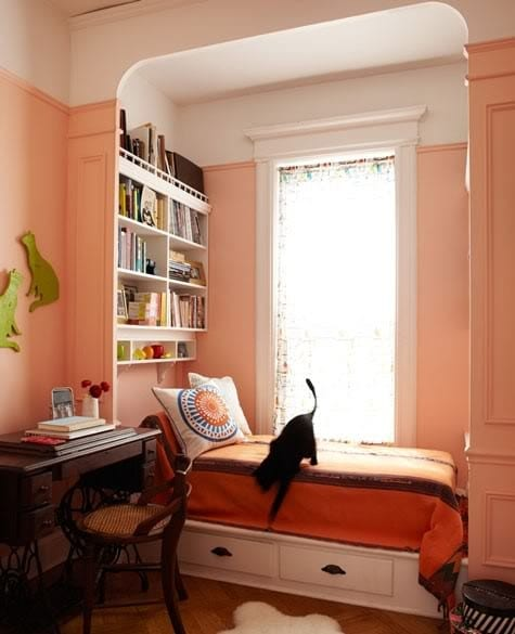 Superior Wandfarbe Apricot Schlafzimmer Farbgestaltung Pictures