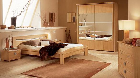Wunderbar Wandfarbe Braun Modernes Schlafzimmer
