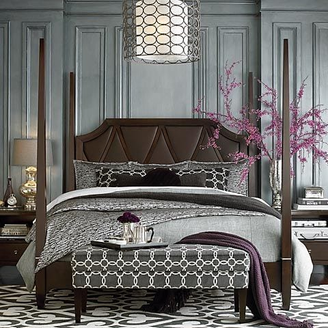 wandfarbe grau schlafzimmer grau freshouse. Black Bedroom Furniture Sets. Home Design Ideas