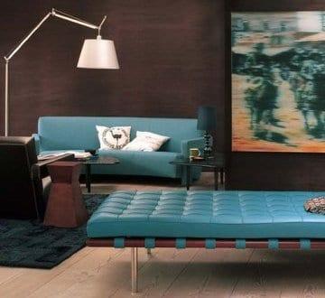 Wohnzimmer Braun - Wohnzimmer Inspirationen der braunen Farbpalette ...