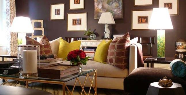 wohnzimmer braun wohnzimmer streichen freshouse. Black Bedroom Furniture Sets. Home Design Ideas