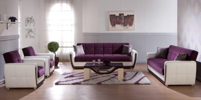 wohnzimmer gestalten wohnzimmer lila freshouse. Black Bedroom Furniture Sets. Home Design Ideas