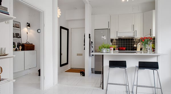 Modernes 2 Zimmer Appartement In Stockholm