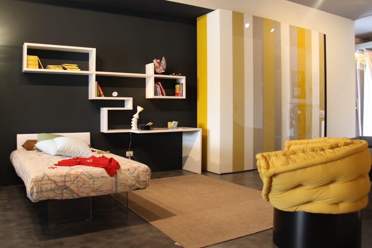 Ikea Schlafzimmer Inspiration In Schwarz Und Gelb Freshouse