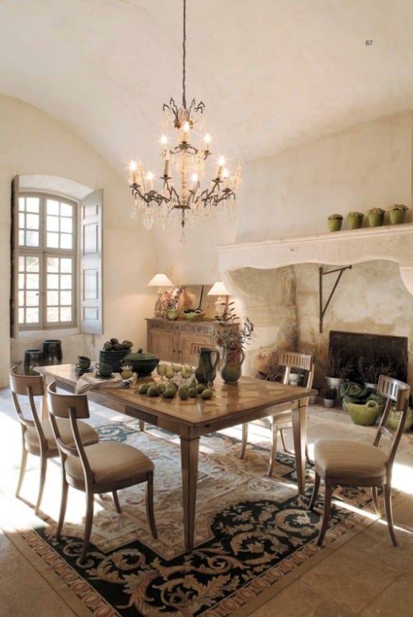 authentische und moderne küche im barock stil - fresHouse