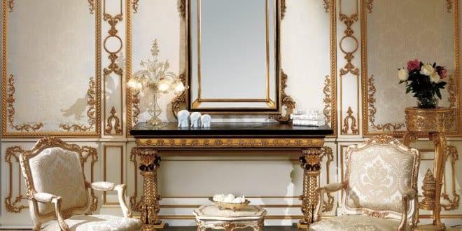 Authentische Zimmergestaltung Im Barock
