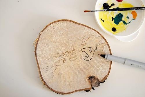 Basteln Mit Naturmaterialien-coole Bastelideen Mit Holz