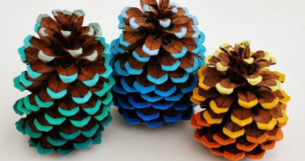 Basteln mit naturmaterialien 42 coole bastelideen freshouse - Basteln herbst mit naturmaterialien ...