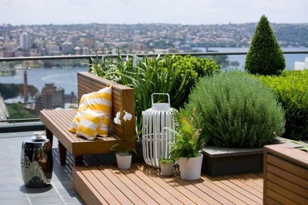 dachterrasse extensive begr nung freshouse. Black Bedroom Furniture Sets. Home Design Ideas