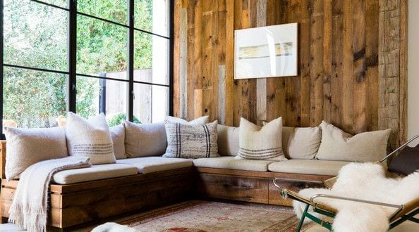 Delightful Einrichtungsideen Für Mein Wohnzimmer Aus Holz Mit Sitzecke Wohnzimmer Images