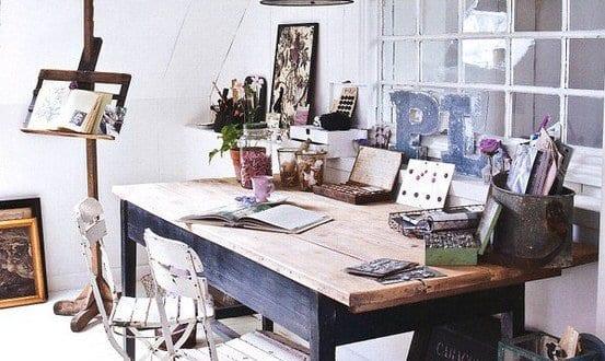 Einrichtungsideen Büro einrichtungsideen wohnzimmer rustikal mit dachschräge und sitzecke