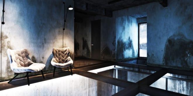 Luxus Interior Ideen mit Beton - Inspirationen für modernen Betonbau ...