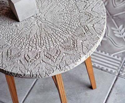 kaffeetisch aus beton basteln mit beton freshouse. Black Bedroom Furniture Sets. Home Design Ideas
