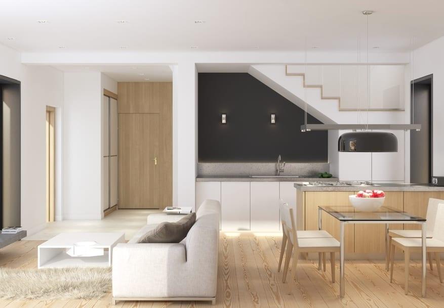 kleines wohn esszimmer interior freshouse