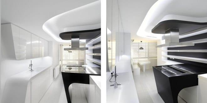 luxus kuche ka 1 4 che weia und schwarz luxuskuchenhersteller