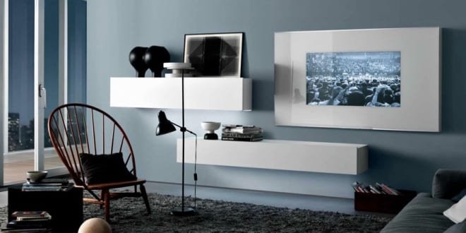 luxus wohnzimmer hellblau wohnzimmergestaltung mit wandfarbe blau und teppich grau freshouse. Black Bedroom Furniture Sets. Home Design Ideas