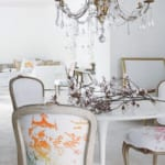 barock interieur design in weiß für luxus wohnzimmer