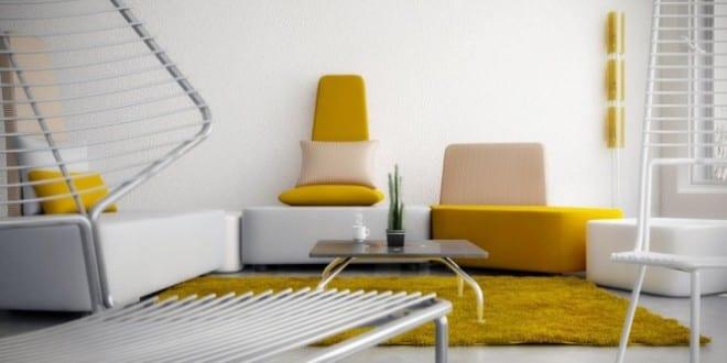Coole Wohnideen Und Gestaltung Mit GELB
