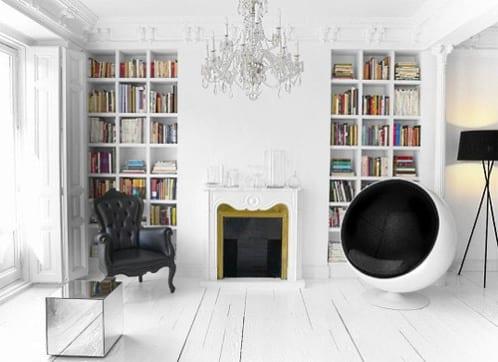 modernes appartement interiot im barock von Nacho Polo - fresHouse