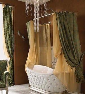 modernes badezimmer interior im barock - fresHouse