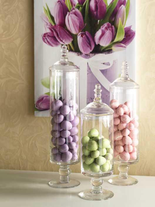 ostern bilder f r coole dekoration in lila und gr n freshouse. Black Bedroom Furniture Sets. Home Design Ideas