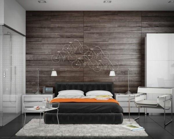 Schlafzimmer Inspiration Für Luxus Schlafzimmer Mit Quinsize Bett Grau Aus  Samt