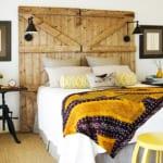 schlafzimmer-inspiration-fuer-romantisches-schlafzimmer-mit-farbgestaltung-in-gelb-und-grau