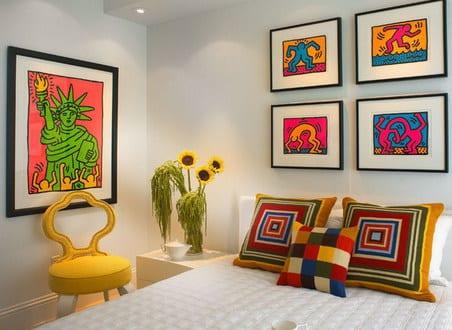 Schlafzimmer wandgestaltung freshouse - Schlafzimmer wandgestaltung ...